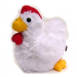 Happy Hen (White)
