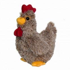 Happy Hen (Brown)