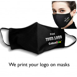 Personalised Cotton Facemask