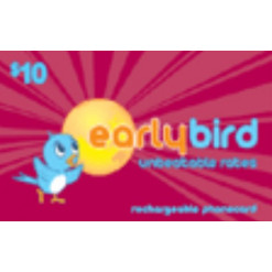 $10 Early Bird Calling Card