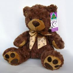 Lavender Bear (Brown)