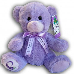 Lavender Bear (Purple)