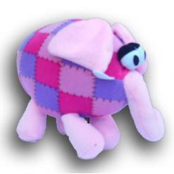 PetPat Elephant (Pink)