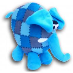 PetPat Elephant (Blue)